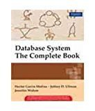 Database Systems The Complete Book Old Edition