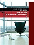 Statistics for Business and Economics                        Paperback  Anderson | Pustakkosh.com