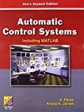 Automatic Control Systems Including MATLAB by Anoop K. Jairath