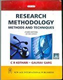 Research Methodology-Methods And Techniques