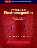 Principles of Electromagnetics                     Mathew N.O. Sadiku | Pustakkosh.com