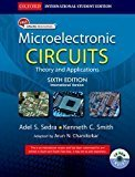 Microelectronic Circuits Theory and Applications With CD-ROM 6 Ed. by Adel S. Sedra
