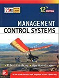 Management Control SystemSIE by Robert Anthony