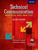 Technical Communication Principles and Practice                        Paperback Meenakshi Raman (Author), Sangeeta Sharma | Pustakkosh.com