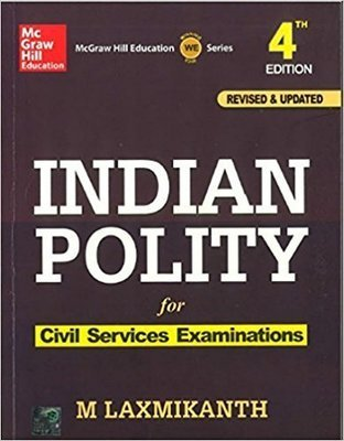 Indian Polity 4th Edition Old Edition by M. Laxmikanth