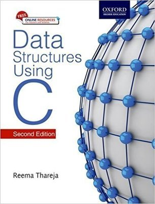 Data Structures Using C           Reema Thareja| Pustakkosh.com