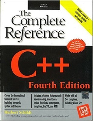 The Complete Reference C++