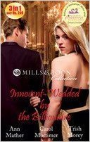 Innocent  Wedded By The Billionaire  Mills And Boon January 2011 by Ann Mather