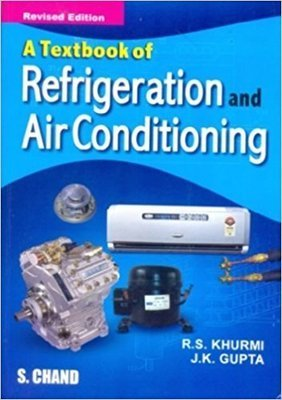 A Textbook Of Refrigeration&Airconditioning