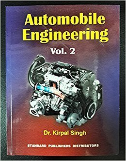 Automobile Engineering Vol.2