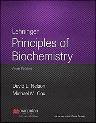 Principles Of Biochmistry
