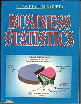 Business Statistics by S.P.Gupta
