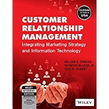 Customer Relationship Management by William G. Zikmund