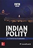 Indian Polity 5th Edition                         M. Laxmikanth | Pustakkosh.com