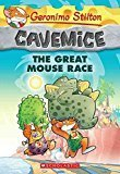 Cavemice 5 The Great Mouse Race by Geronimo Stilton