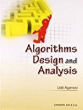 Algorithms Design and Analysis                        Paperback  Udit Agarwal | Pustakkosh.com