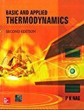 Basic  Applied Thermodynamics by P Nag