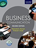 Business Communication with CD                        Paperback by Meenakshi Raman (Author), Prakash Singh (Author)| Pustakkosh.com