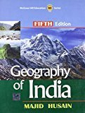 Geography of India Old Edition by Majid Husain