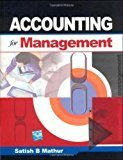 Accounting for Management by Satish Mathur