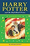 Harry Potter And The Half-blood Prince Movie Tie-in Edition Celebratory Edition by J.K. Rowling