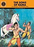 The Sons of Rama Amar Chitra Katha by Anant Pai