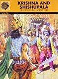 Krishna and Shishupala Amar Chitra Katha by Kamala Chandrakant