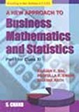 A New Approach to Business Maths  Statistics - 11