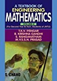 A Textbook of Engineering Mathematics - Vol. 2 by T.K.V. Iyengar