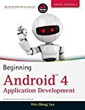 Beginning Android 4 Application Development by Wei-Meng Lee