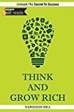 Think and Grow Rich                        Paperback by Napoleon Hill (Author)| Pustakkosh.com
