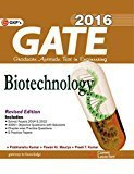 GATE Guide Biotechnology 2016 by GKP