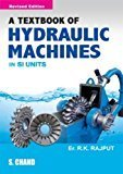 A Textbook of Hydraulic Machines In SI Units                        Paperback  R.K. Rajput | Pustakkosh.com