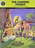 The Learned Pandit Amar Chitra Katha by Gayatri Madan Dutt
