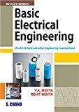 Basic Electrical Engineering   V K Mehta and Rohit Mehta| Pustakkosh.com