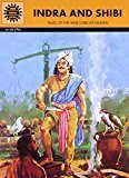 Indra and Shibi Amar Chitra Katha by Anant Pai