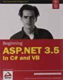 Beginning ASP.NET 3.5 in C and VB by Imar Spaanjaars