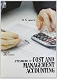A Textbook of Cost and Management Accounting                        Paperback by M N Arora (Author)| Pustakkosh.com