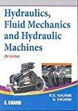 A Textbook of Hydraulics Fluid Mechanics and Hydraulic Mechanics by R.S Khurmi