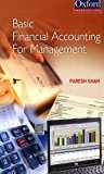 Basic Financial Accounting for Management by Paresh Shah