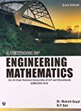 A Textbook of Engineering Mathematics - Sem IIIIV For All State Technical Universities of U.P. and Uttarakhand by N.P. Bali