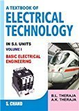 A Textbook of Electrical Technology Vol. 1 - Basic Electrical Engineering by B. L. Theraja
