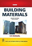 Building Materials by S.K. Duggal
