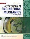 A Textbook of Engineering Mechanics As Per JNTU Syllabus by S.S Bhavikatti
