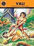 Vali Amar Chitra Katha by Tyagaraja Sharma
