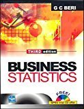 Business Statistics by G. Beri