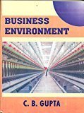 Business Environment by C.B. Gupta