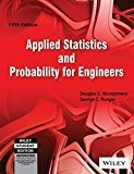 Applied Statistics and Probability for Engineers 5ed WSE by Douglas C. Montgomery