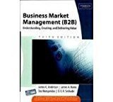Business Market Management B2B by James C. Anderson
