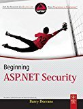 Beginning ASP.NET Security by Barry Dorrans
